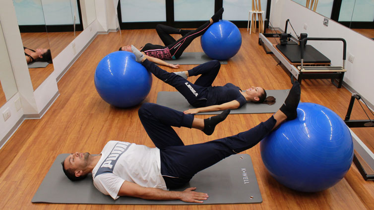 Posturale pilates